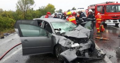 morti in accident