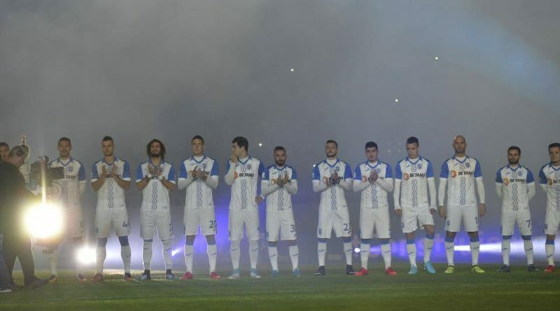 Universitatea - Juventus 3-1