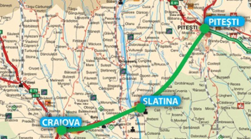 Cât costă construcția drumului expres Craiova – Pitești și cât s-a alocat!