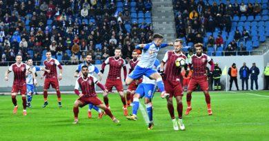 Craiova - CFR Cluj 2-1