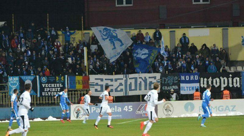 Medias - Craiova 0-0