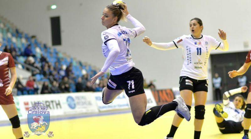 Oltencele continuă lupta în grupele EHF, după SCM Craiova – Randers!