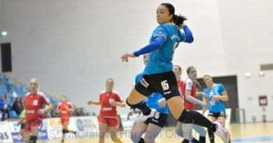 SCM Craiova continuă lupta în grupele EHF!