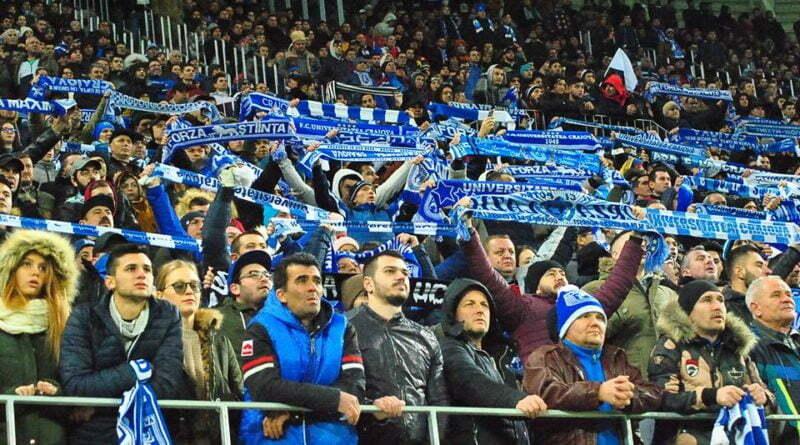 Până la meciul Universitatea Craiova – Astra