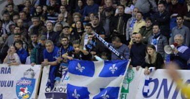 SCM U Craiova – CSM Sibiu se joacă sâmbătă!