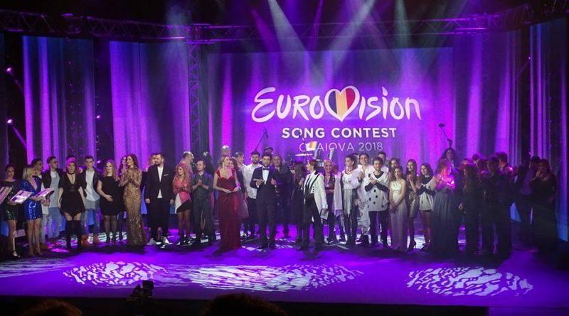 Semifinala Eurovision