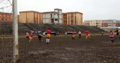 Stadionul Tineretului, veteran al fotbalului din Craiova!