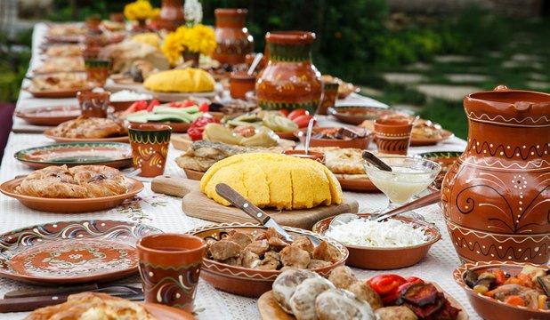 Mâncăruri gustoase de prin Europa adunate