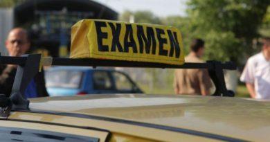 Când se va ține examenul practic pentru obtinerea permisului de conducere!