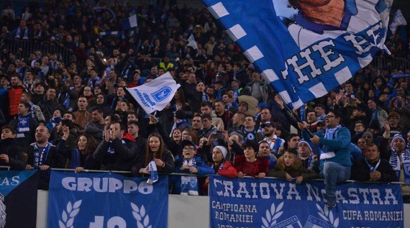 Cât costă un bilet pentru Craiova – CFR Cluj!