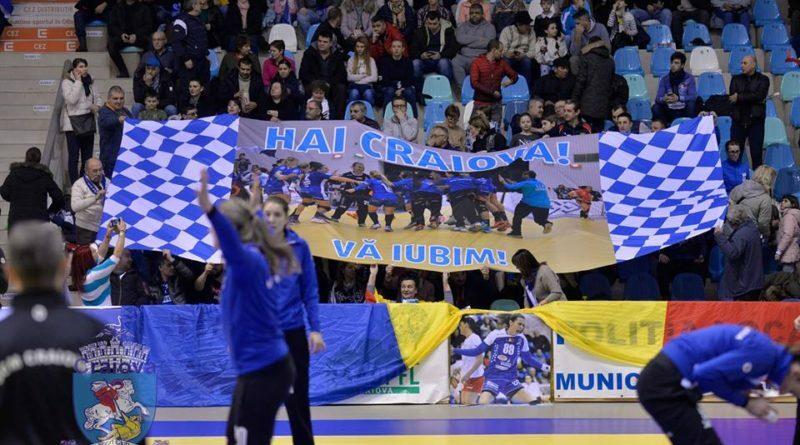 SCM Craiova, moral bun înaintea duelului din Cupa EHF!