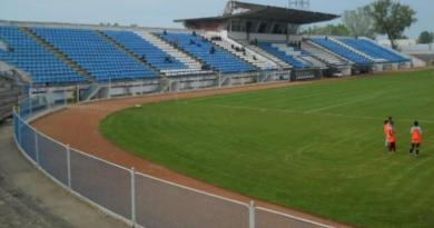 Stadion nou pentru Slatina!
