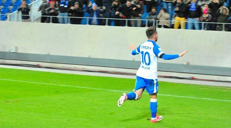 Alex Baluta a luat cu greu decizia de a rămâne la Craiova!