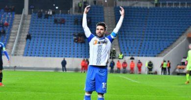 Baluta, încrezător înainte de meciul cu CFR Cluj!