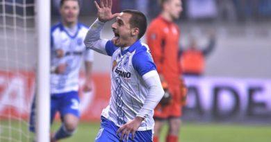 Universitatea Craiova începe lupta pentru finala Cupei României!