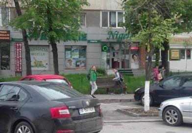 Doi minori au spart jumătate din Bulevardul 1 Mai!