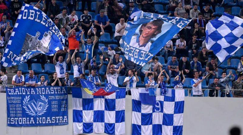 De unde ajungi pe stadion pentru a-i susține pe alb-albaștri!