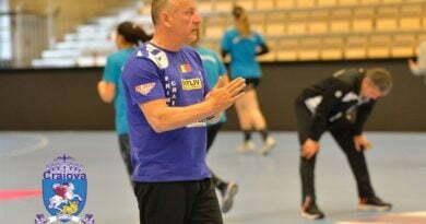Bogdan Burcea, din poziția de antrenorul