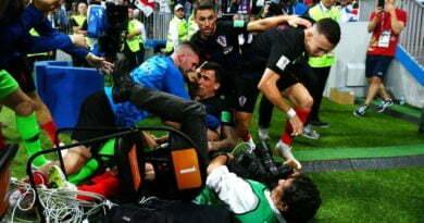 Din Rusia cu dragoste: Croatia a învins cu inima!