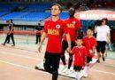 Gustavo a debutat cu dreptul în China!
