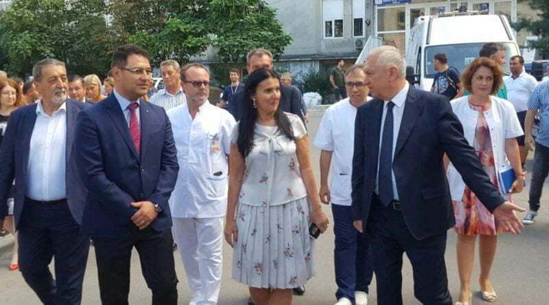 Spitalul Regional de la Craiova