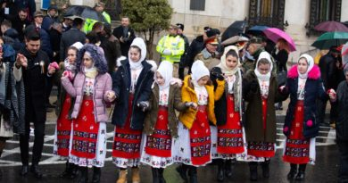 Mica Unire Sarbatorita la Craiova