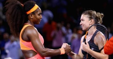 Halep-Serena Williams