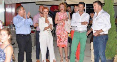 Olguta Vasilescu se marita cu Claudiu Manda