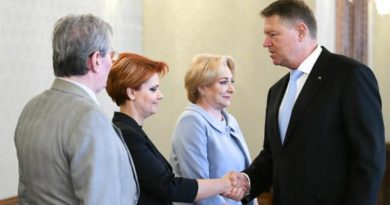 Olguta Vasilescu propusa la Ministerul Dezvoltarii a treia oara la rand
