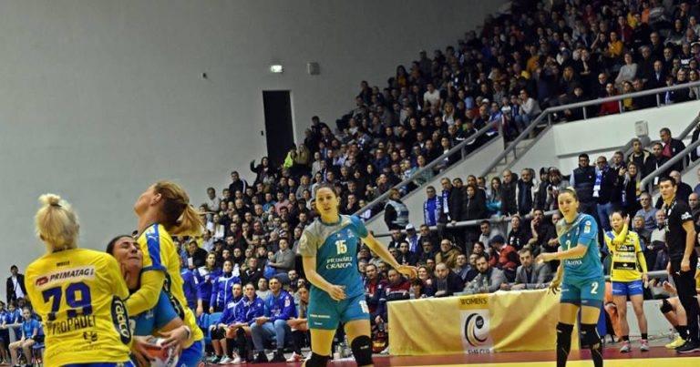 SCM Craiova e in picaj liber dupa infrangerea de la Zalau din Liga Florilor