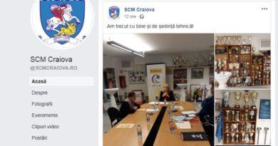SCM Craiova, ca si castigatoare