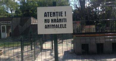 Gradina Zoologica din Craiova