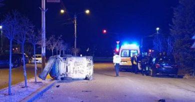 accident Craiovita, Craiova