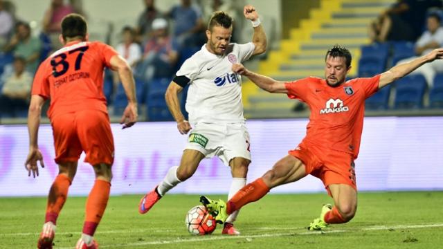 cota 2 Antalyaspor - Basaksehir