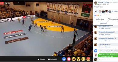 Nyk - SCM Craiova, live pe facebook