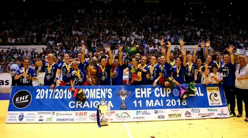SCM Craiova eliminata din Cupa Romaniei