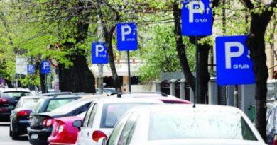 haos cu locurile de parcare