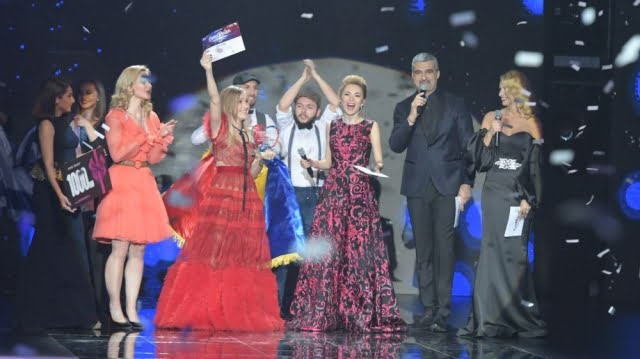 On a Sunday va reprezenta Romania la Eurovision