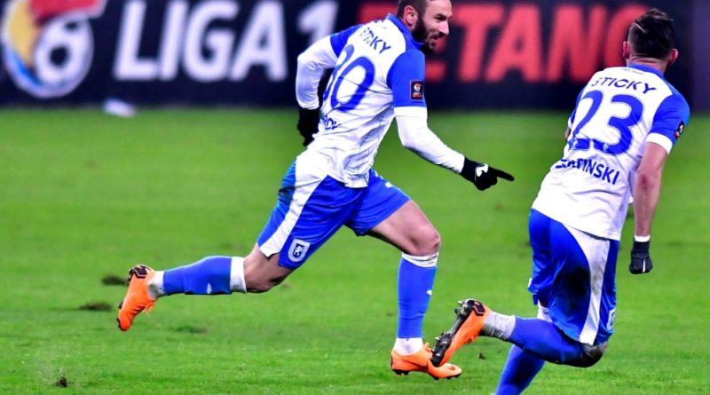 Miercurea Ciuc - Craiova 0-2. Oltenii nu au lasat loc de suprize