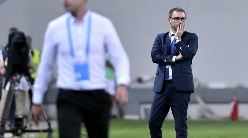 Meza Colli absent la FCSB - Craiova