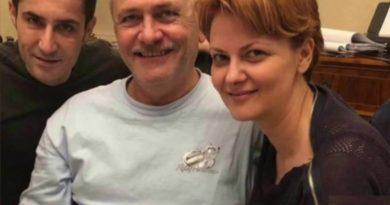 Olguta Vasilescu, lectie pentru Liviu Dragnea
