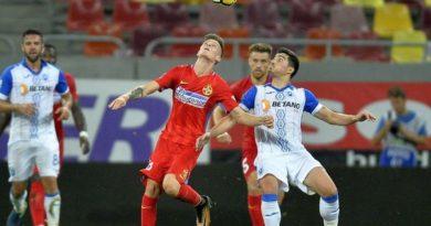 Ovidiu Hategan va conduce derby-ul etapei 25, FCSB - Craiova