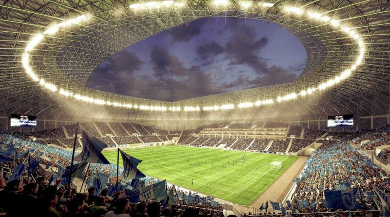 stadionul Oblemenco din Craiova