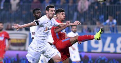 FCSB - Craiova cu Marius Avram la Centru