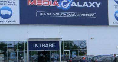 Jaf la Media Galaxy in Craiova