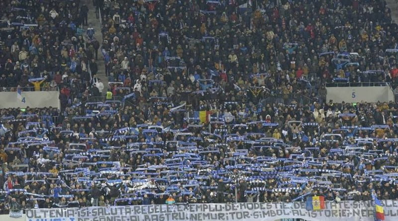 sa fie sarbatoare alb-albastra pe Arena Nationala la FCSB - Craiova