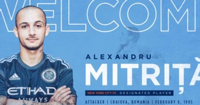 #WelcomeAlexandru ! Mitriță, prezentat oficial de New York City FC!