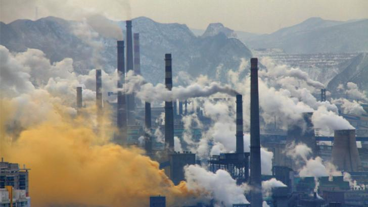 Craiova-poluare