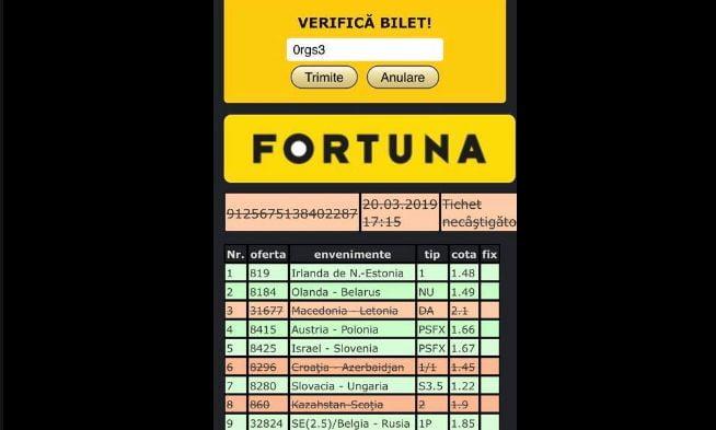 Fortuna GG