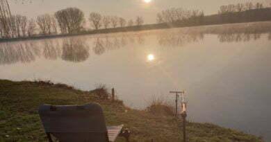 prima zi la pescuit
